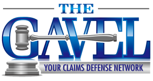 The Gavel Logo